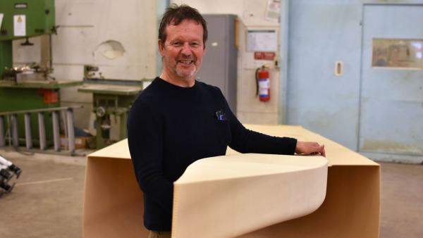 Swedish 3D technology can revolutionize the boat industry